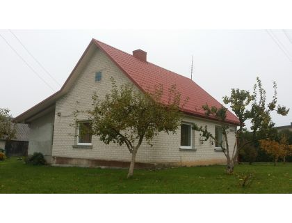 Parduodamas įrengtas namas Čičinų k.