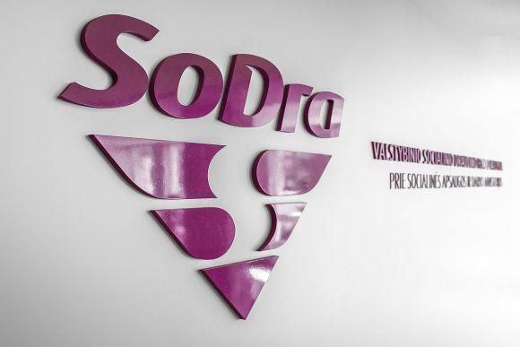 """""""Sodra"""" pradėjo mokėti 7 proc. didesnes pensijas"""
