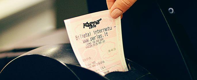Kodėl 10 000 Eur laimėtoja iš Jonavos  nedrįso skambinti į loteriją?