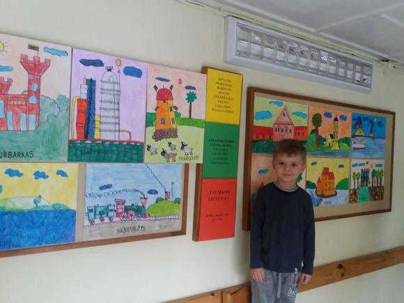 Penkiamečio Majaus Geišos Lietuva