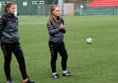 Merginas kelyje į Europos čempionatą lydi trenerė iš Jonavos